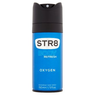 STR8 Body Refresh Oxygen deodorant body spray 150ml