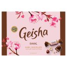 Fazer Geisha Dark Chocolate with Soft Hazelnut Filling 150g