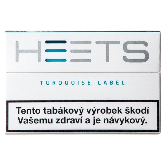 Heets Turquois Label Refills to IQOS 20 pcs