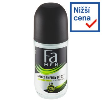 Fa Men Sport kuličkový antiperspirant Energy Boost 50ml