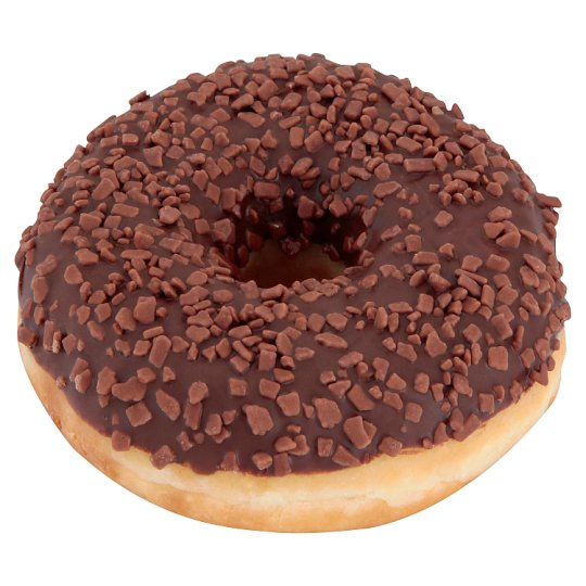 Donut with Icing Flavored with Chocolate 58g