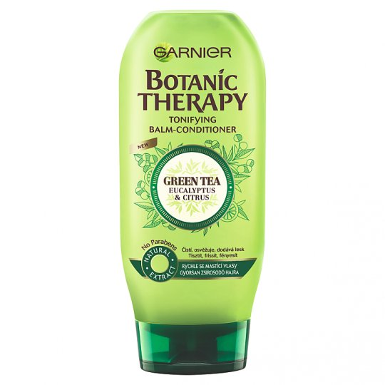Garnier Botanic Therapy Green Tea, Eucalyptus & Citrus balzám 200ml