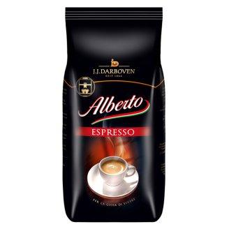 Alberto Espresso pražená káva zrnková 1000g