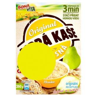 Bona Vita Original Dobrá kaše ovesná hruška 260g