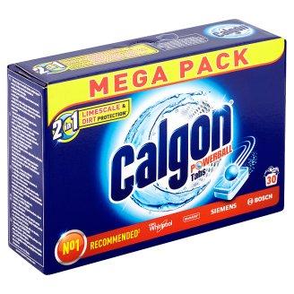 Calgon Powerball 2v1 tablety 30 ks 390g