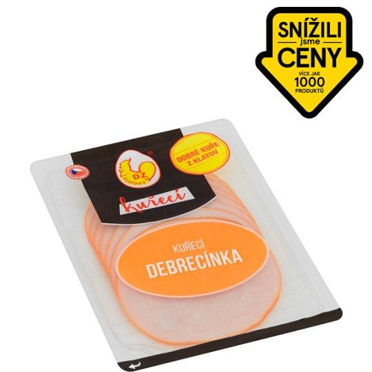 DZ Klatovy Chicken Debrecen Sliced 100g