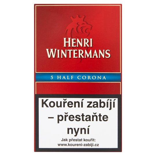 Henri Wintermans Half Corona doutníky 5 ks
