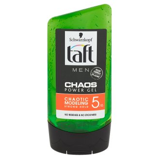 Taft Looks Modelling Gel Chaos Look 150ml