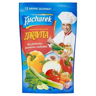 Kucharek Zdravita Seasoning Mix 200g