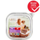 Tesco Pet Specialist Dog Food Pate with Turkey and Veal 300g
