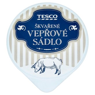 Tesco Rendered Lard 250g