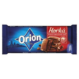 ORION Hořká čokoláda bez cukru 50g
