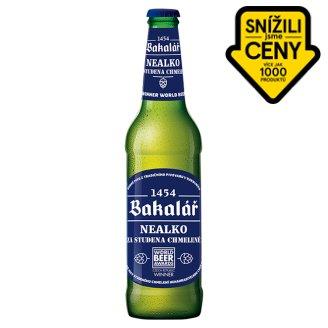 Bakalář Non-Alcoholic Beer Cold Hopped 0.5L