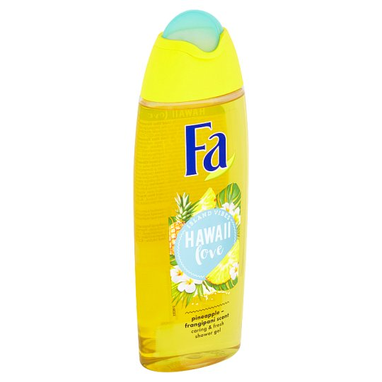 Fa sprchový gel Island Vibes Hawaii Love 250ml