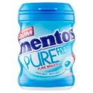 Mentos Pure Fresh žvýkačka s tekutou náplní s mátovou příchutí 40 ks 60g