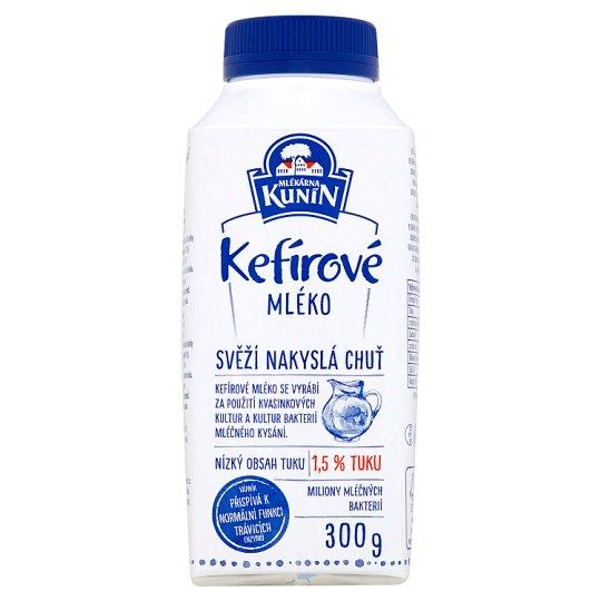 Mlékárna Kunín Kefírové mléko 300g