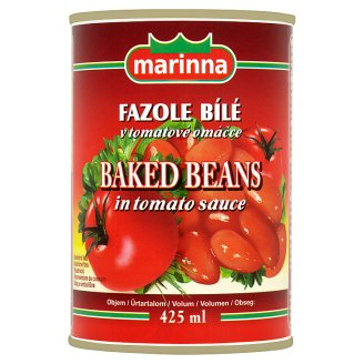 Marinna Baked Beans in Tomato Sauce 400g