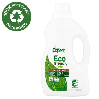 Go for Expert Eco Friendly Gel na praní 18 praní 1l