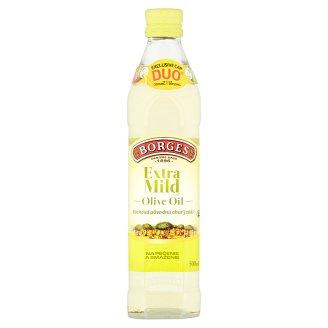 Borges Extra mild olivový olej 500ml