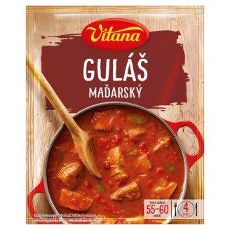 Vitana Poctivá Kuchyně Hungarian Goulash 50g