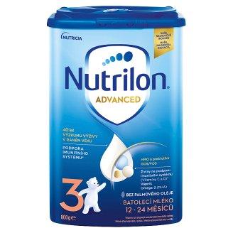 Nutrilon 3 batolecí mléko 12-24 m 800g