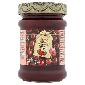 Tesco Cherry Spread 290g