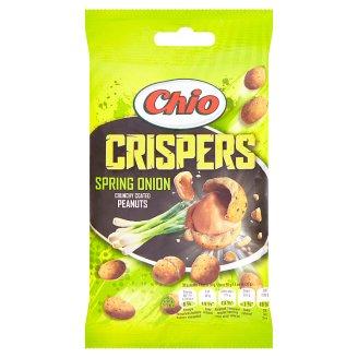 Chio Crispers Spring onion arašídy loupané 65g