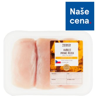 Tesco Čerstvé Kuřecí Maso Chicken Breast Fillet
