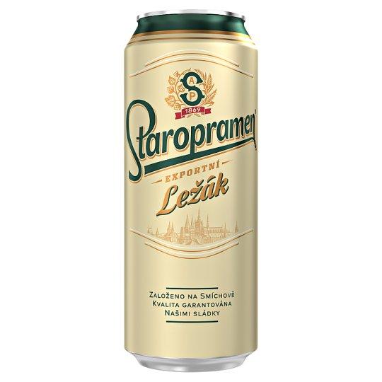 Staropramen Pivo ležák světlý 0,5l