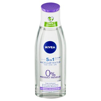 Nivea MicellAir Soothing Micellar Water Sensitive Skin 200ml