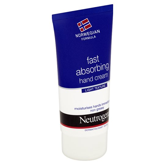 Neutrogena Fast Absorbing Hand Cream 75ml
