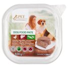 Tesco Pet Specialist Dog Food Pate with Duck, Liver and Vegetables 300g