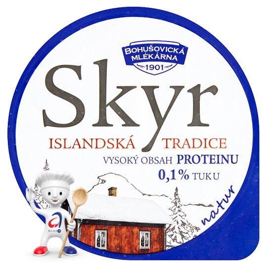 Bohušovická mlékárna Skyr Natur 140g