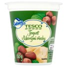 Tesco Smetanový jogurt s lískovými ořechy 150g