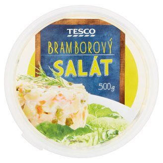 Tesco Christmas Potatoes Salad 500g