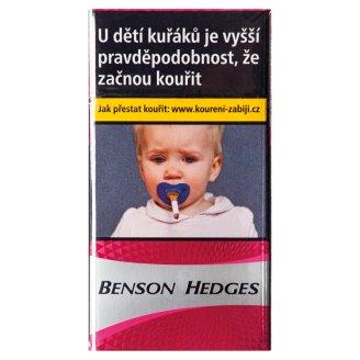 Benson & Hedges SSL Pink cigarety s filtrem 20 ks
