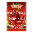 Marinna Červené fazole ve sladkoslaném nálevu 400g