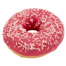 Donut with Icing with Strawberry Flavour 58g