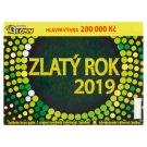 Sazka Losy Gold Year 2019 20 CZK
