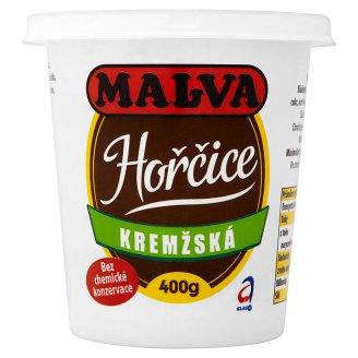 Malva Wholegrain Mustard 400g