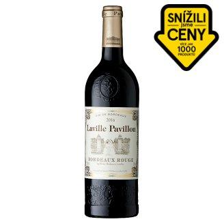 Laville Pavillon Bordeaux Rouge suché víno červené 75cl