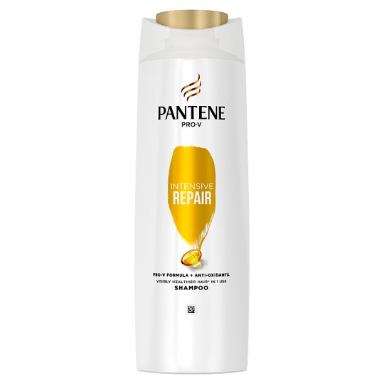 Pantene Pro-V Intens Repair Šamp 400 ml, Na Poškozené Vlasy
