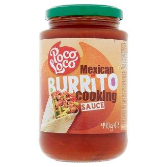 Poco Loco Burrito omáčka na vaření 440g