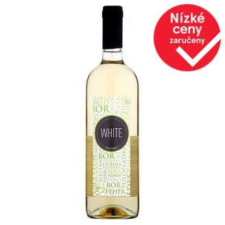 Víno bílé polosladké 750ml
