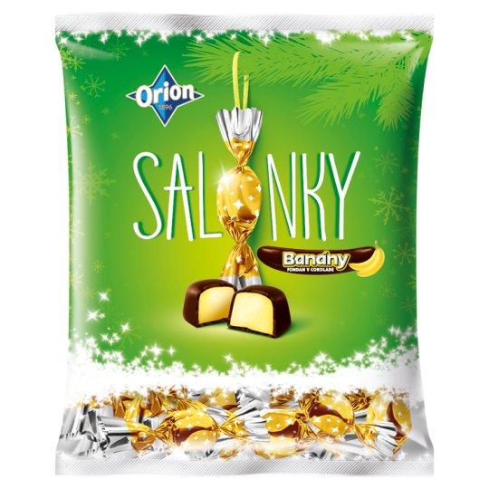 ORION Salonky BANÁNY Sweets 380g