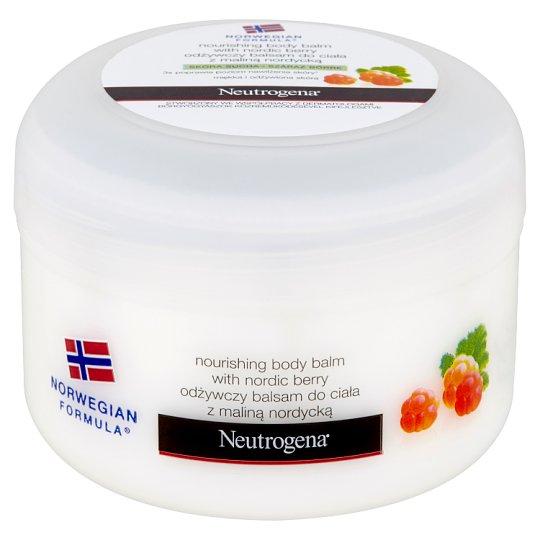 Neutrogena Nordic Berry výživný tělový balzám 200ml