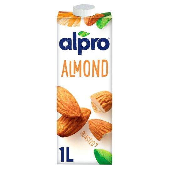 Alpro Roasted Almond Original Drink 1L