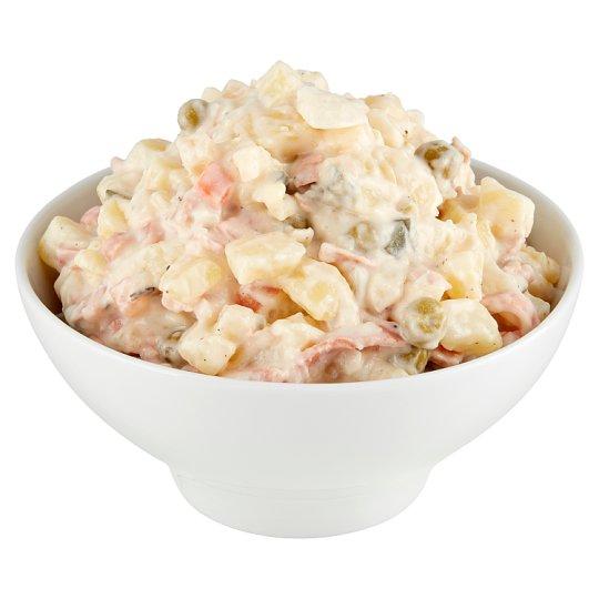 Sváteční bramborový salát s vejci
