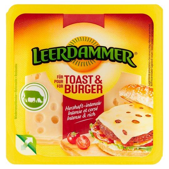 Leerdammer Toast & Burger 6 Sliced 125g