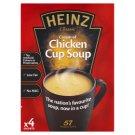 Heinz Chicken Cup Soup 4 x 17g